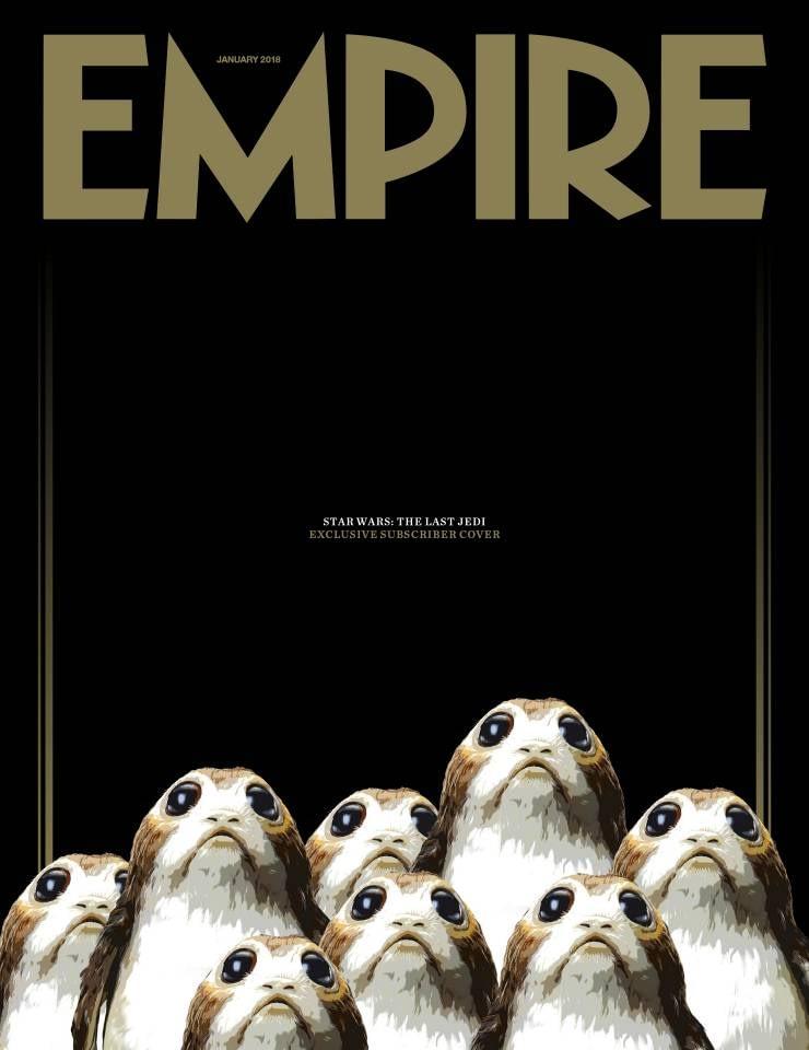 empire cover porgs