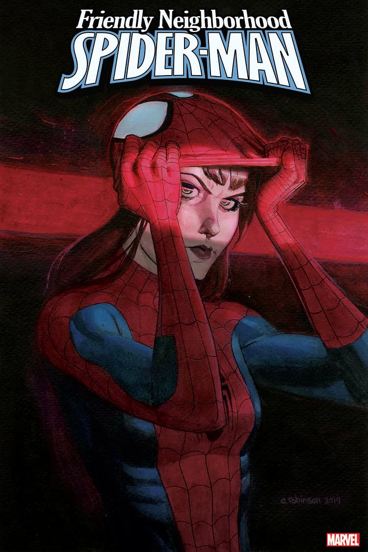 """Marvel Comics States """"Friendly Neighborhood Spider-Man"""" #12 Will """"No Longer"""" be the Final Issue"""
