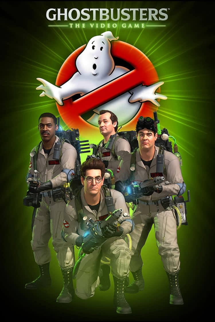 Parece que estamos recebendo Ghostbusters: The Video Game Remastered