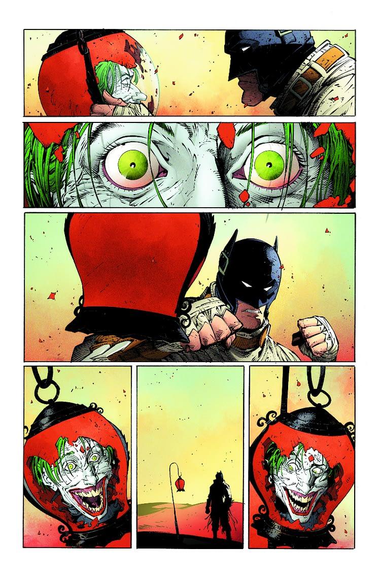 Bruce Wayne X Reader Fight