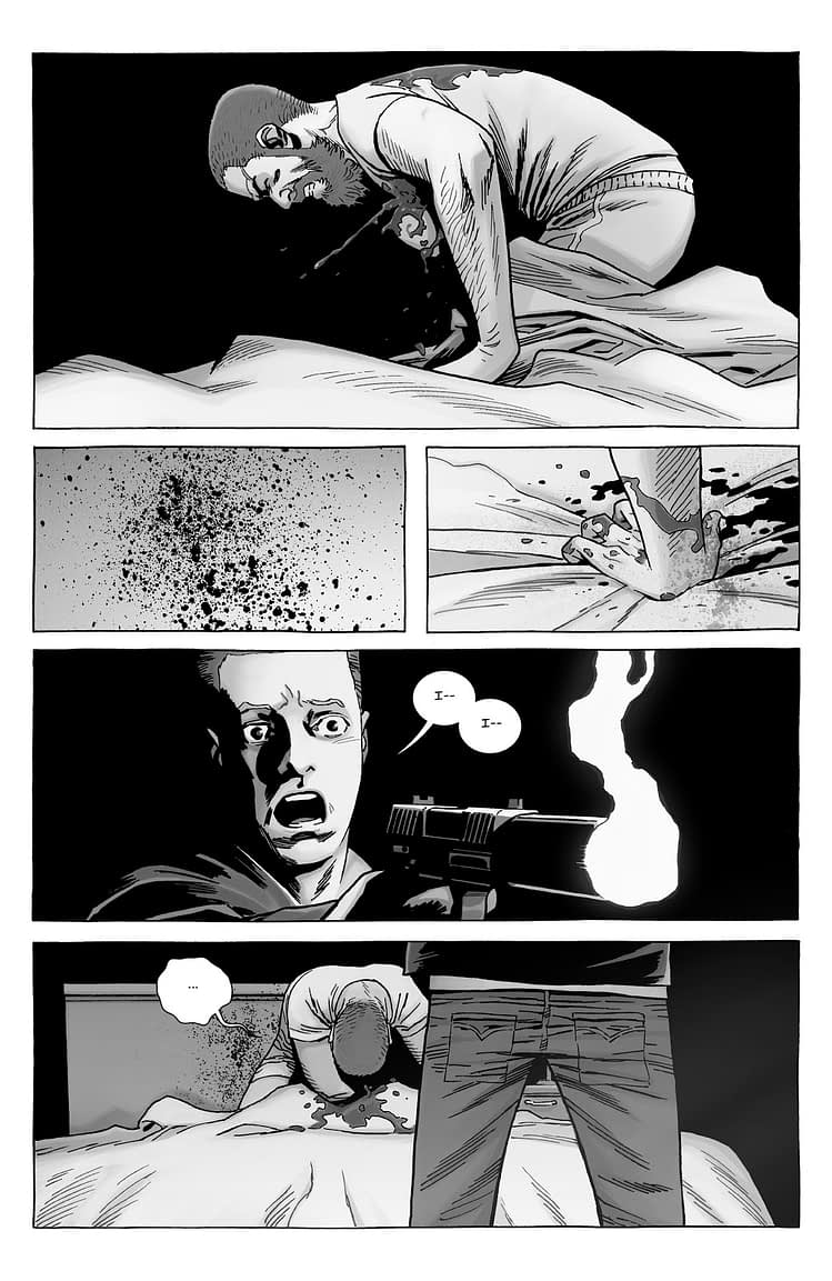 No Preview For Walking Dead #192 - is Rick Grimes Dead or Alive?