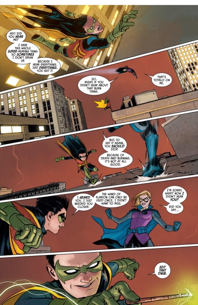Batman #77 [Preview]
