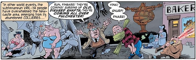 7 Favourite Moments in the Final League of Extraordinary Gentlemen Comic – and One That May Enrage James Bond Fans