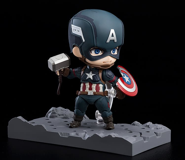 Captain America is Getting an Avengers: Endgame Nendoroid