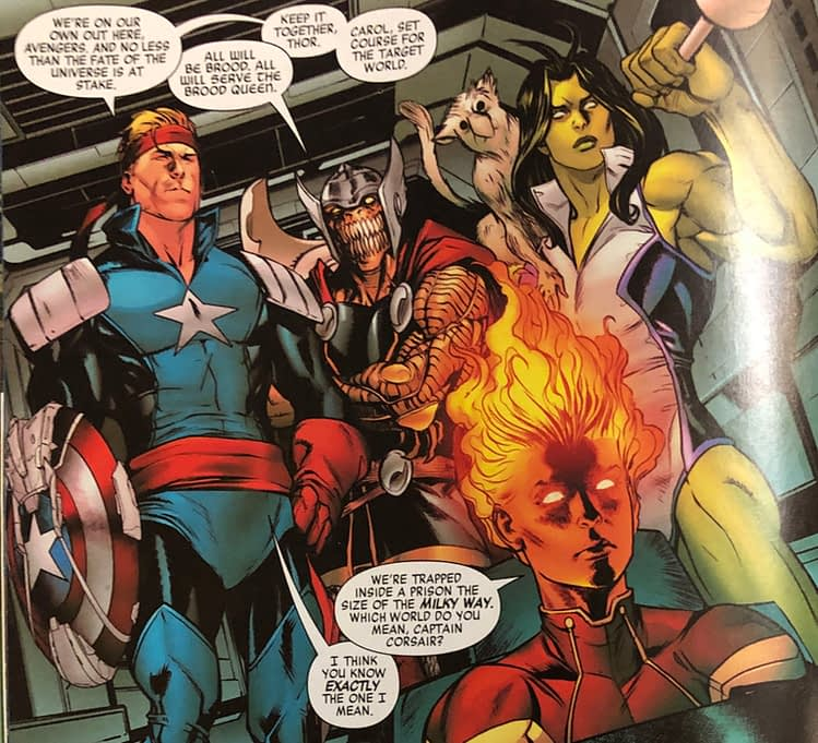 A New Identity for Captain America in Avengers Endgame Tie-In for Free Comic Book Day 0(Spoiler Warning)