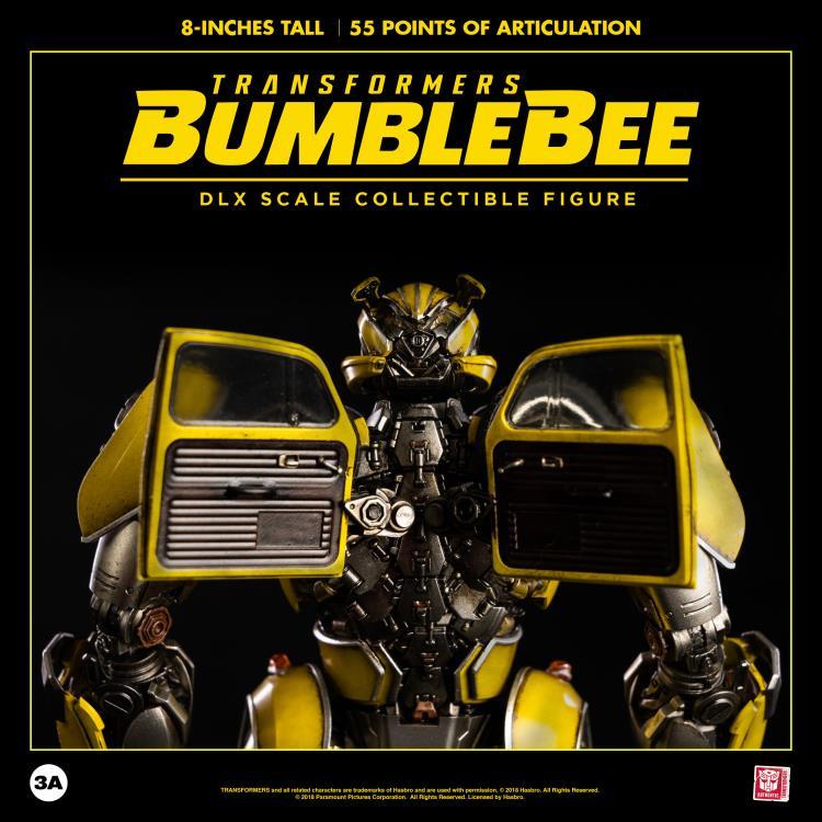 Bumblebee 3A Hasbro Statue 12