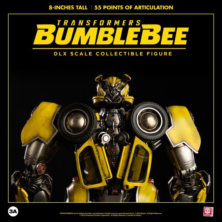 Bumblebee 3A Hasbro Statue 13