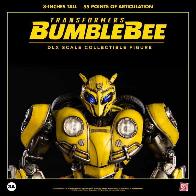 Bumblebee 3A Hasbro Statue 14