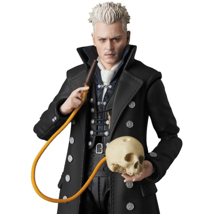 Grindlewald Has Escaped with New Fantastic Beasts MAFEX Figure