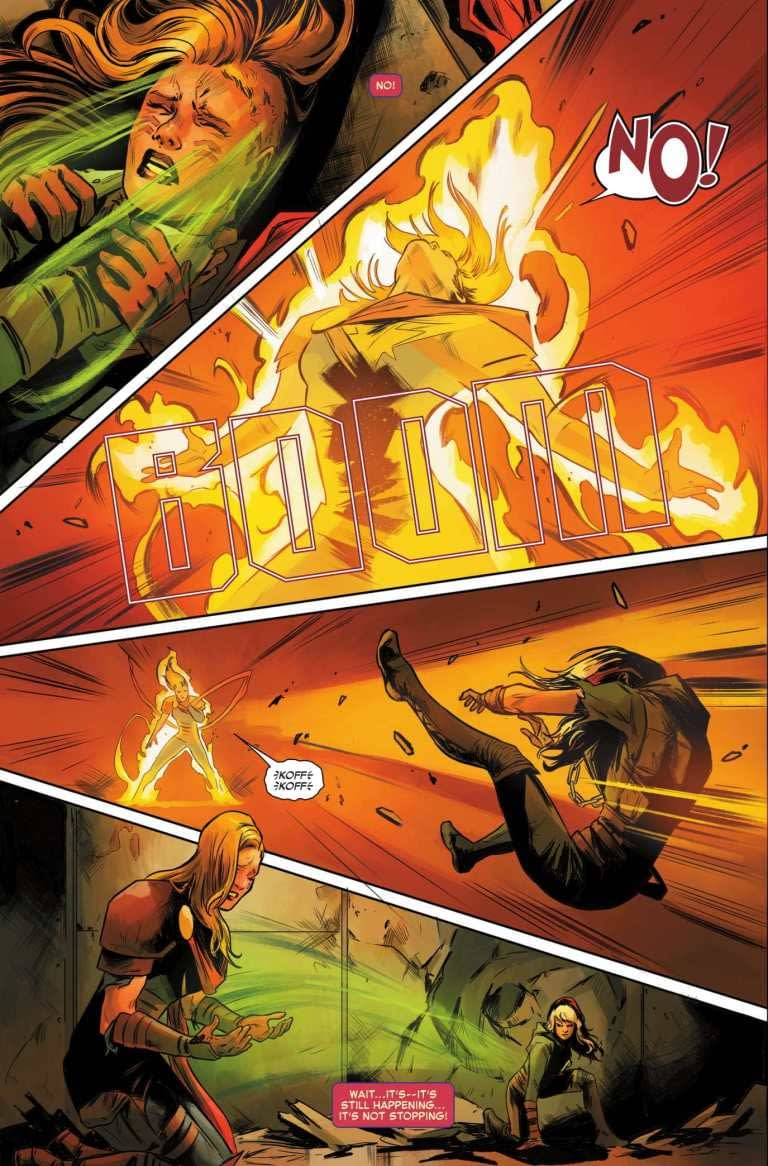 Nuclear Man Has an Engagement Present for Carol Danvers in Next Week's Captain Marvel #4