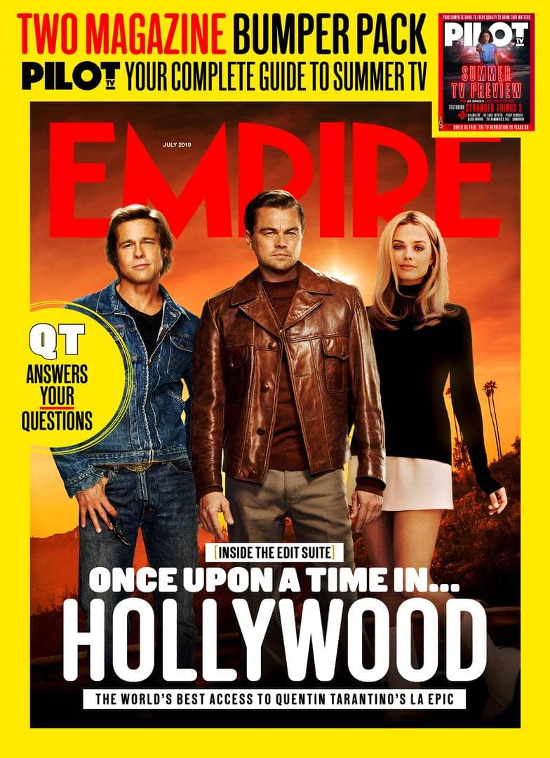 Once Upon A Time In Hollywood Deutsch