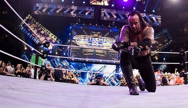 Royal Rumble 2007 Undertaker