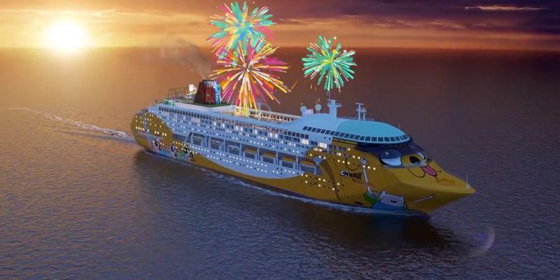 cartoon network cruise