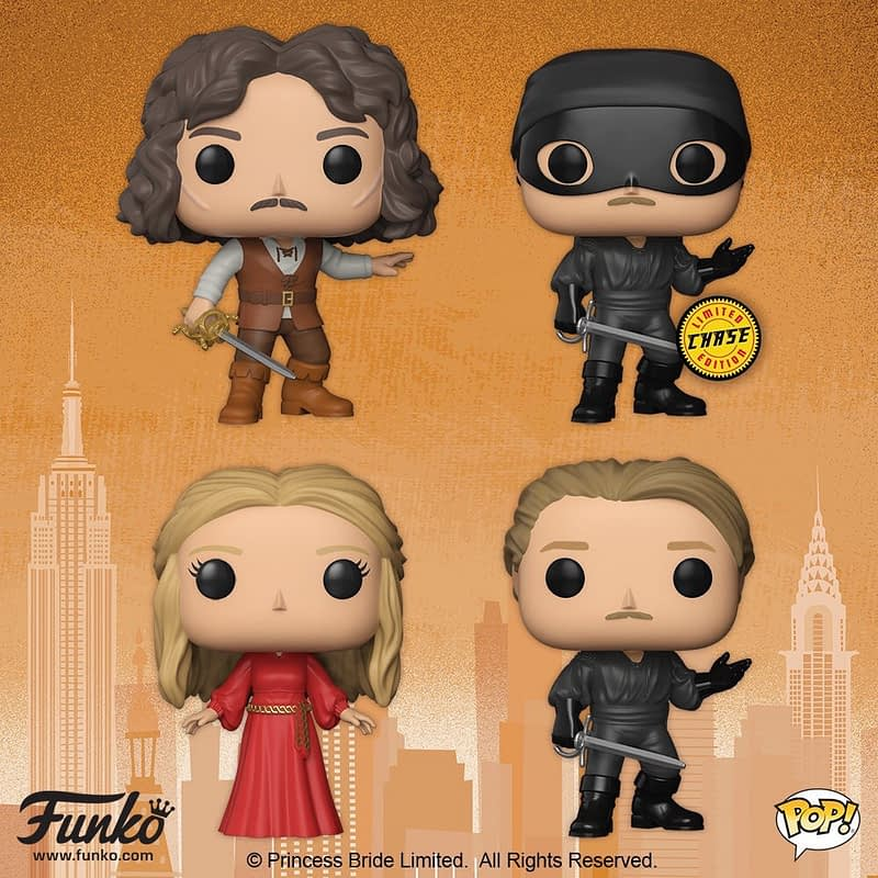 princess bride funko