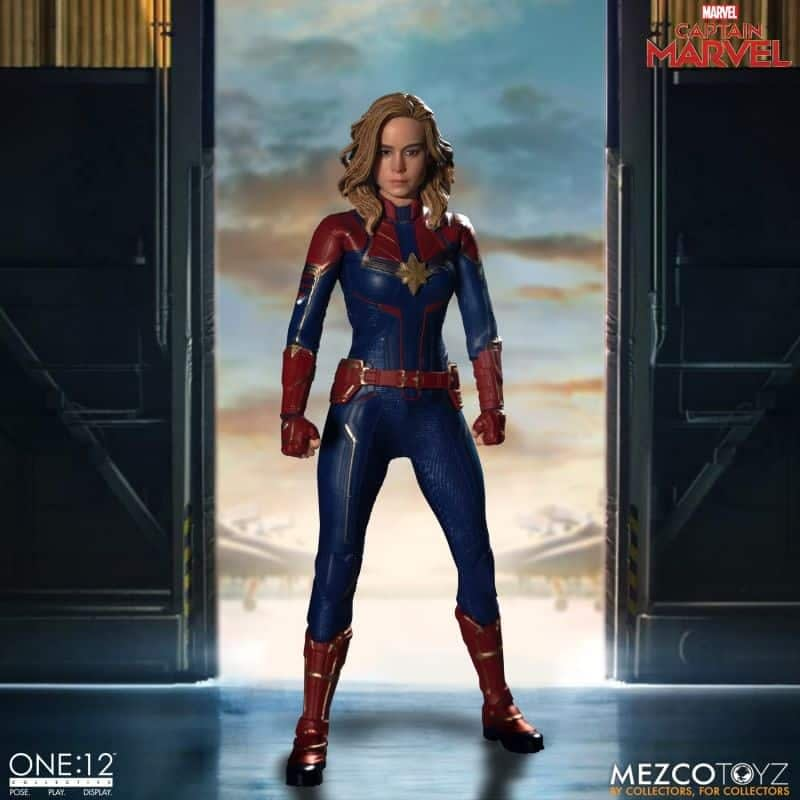 One-12 Collective Captain Marvel 1