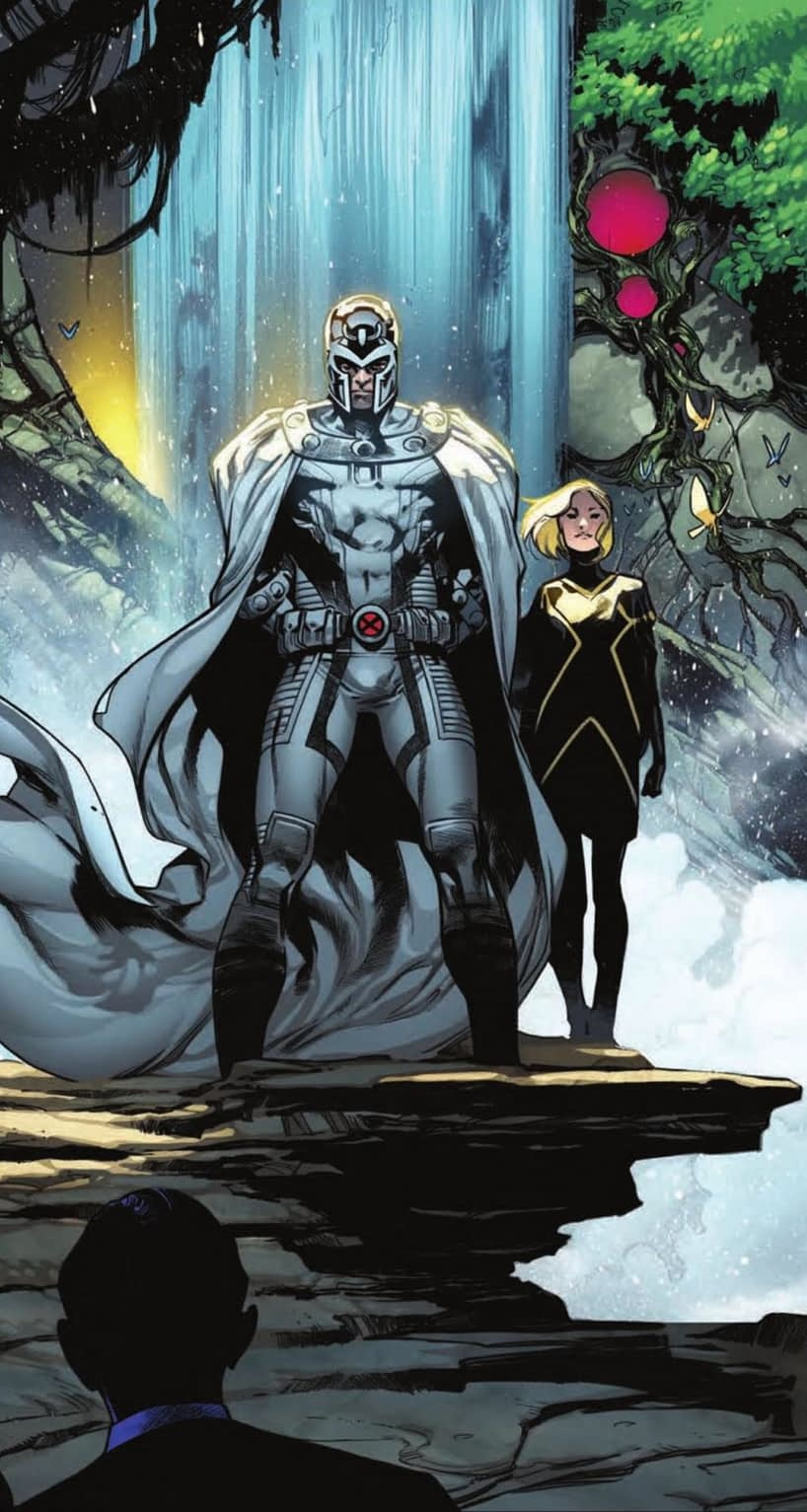 A Look Inside House Of X and Powers Of X