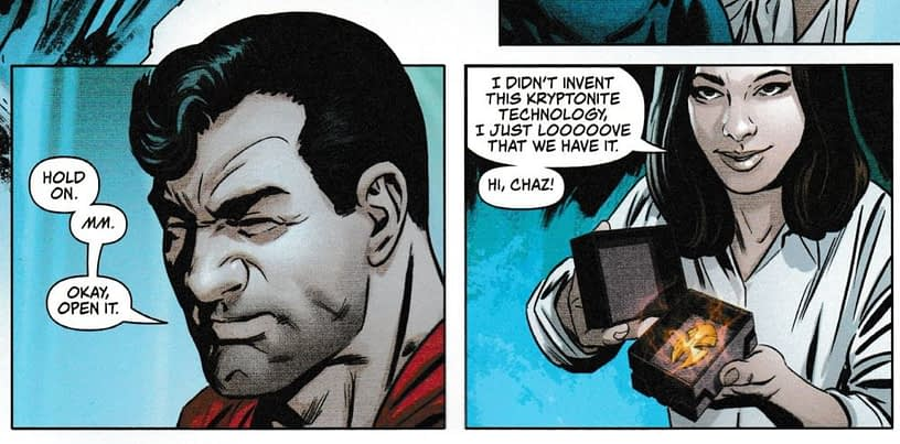 DC Comics Made Brian Bendis Change the Ending of Action Comics #1009…