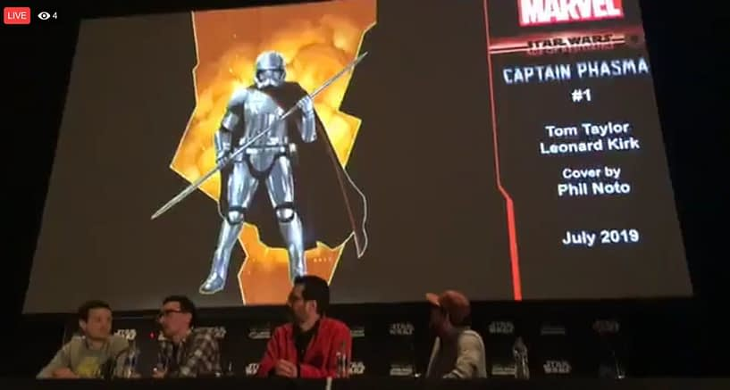Star Wars Celebration Confirms Greg Pak Writing Ongoing Star Wars Comics