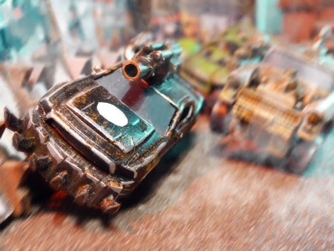 """Gaslands: Refueled"" to be Released Soon!"