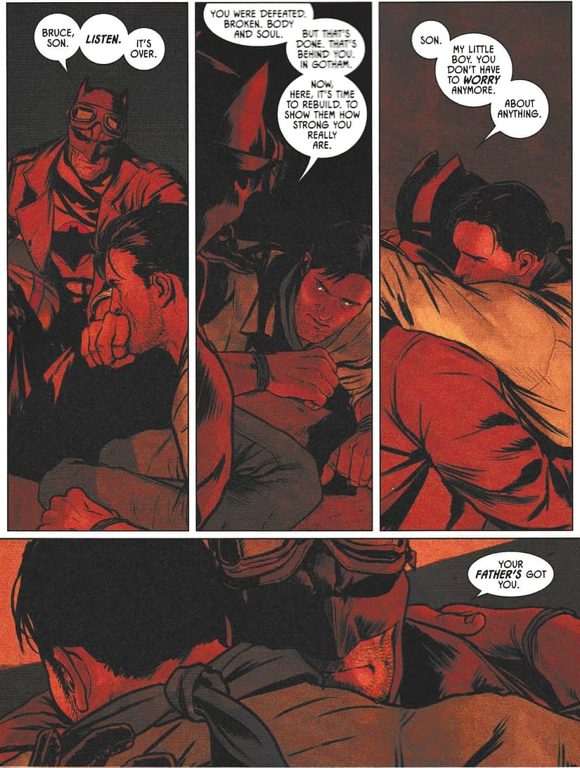 A Very Big Change for Bruce Wayne in Today's Batman #73 (Spoilers)