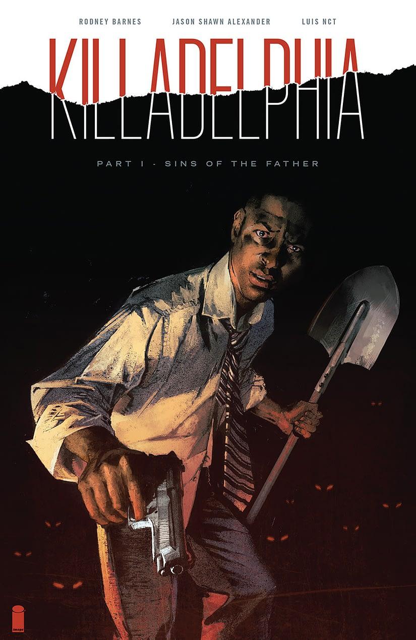 "Chris Rock Calls Jason Shawn Alexander Killadelphia ""the Best Graphic Novel I've Ever Read"", Jordan Peele Calls it ""a Classic"""