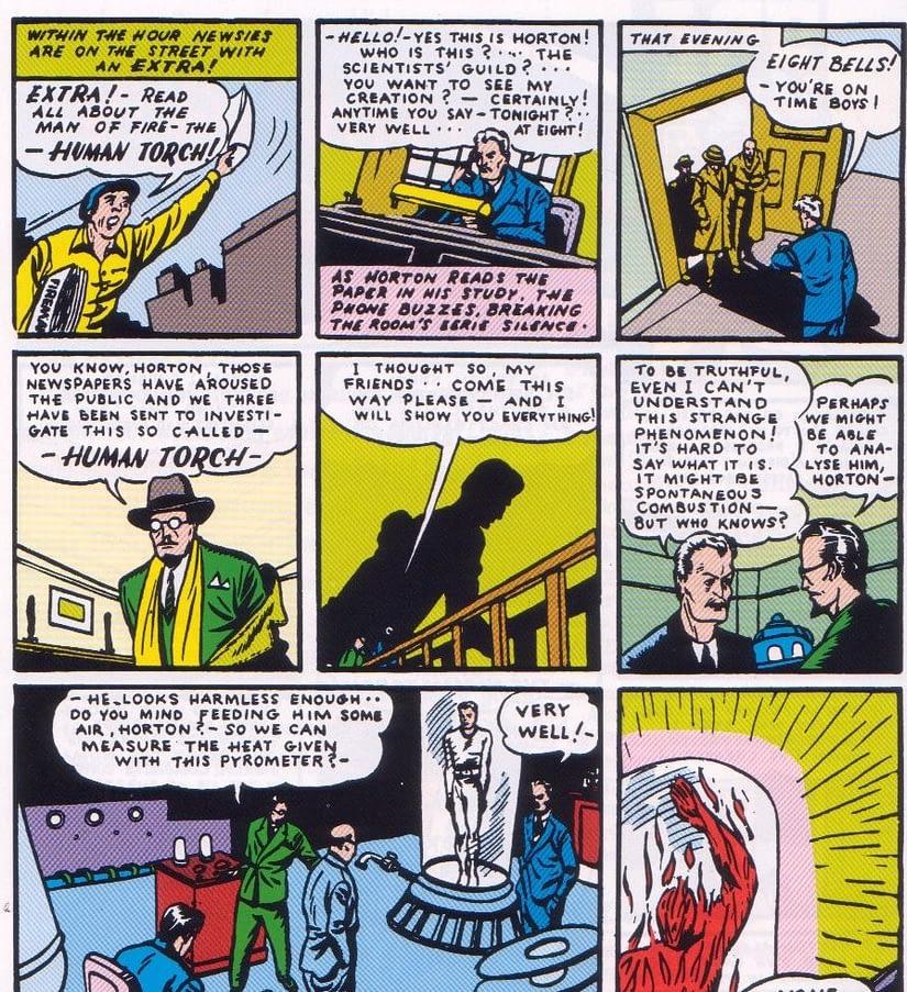 """Ten Teases For """"Marvel Comics #1000"""""""