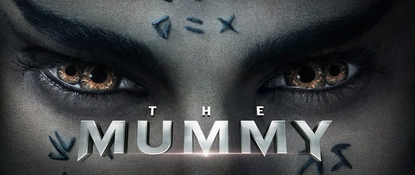 the mummy banner