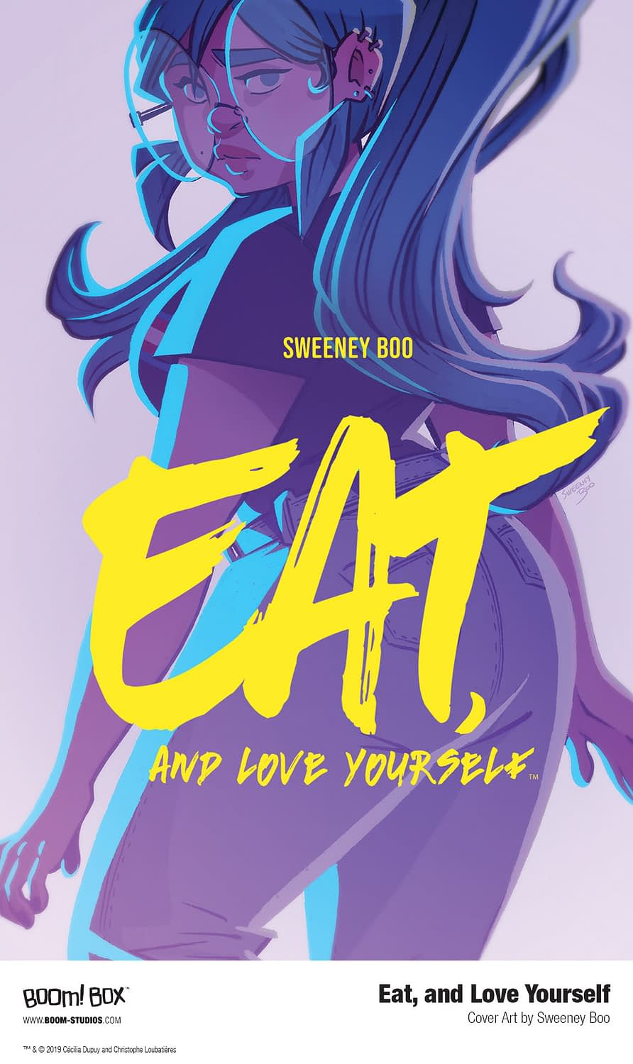 Eat and Love Yourself First Look