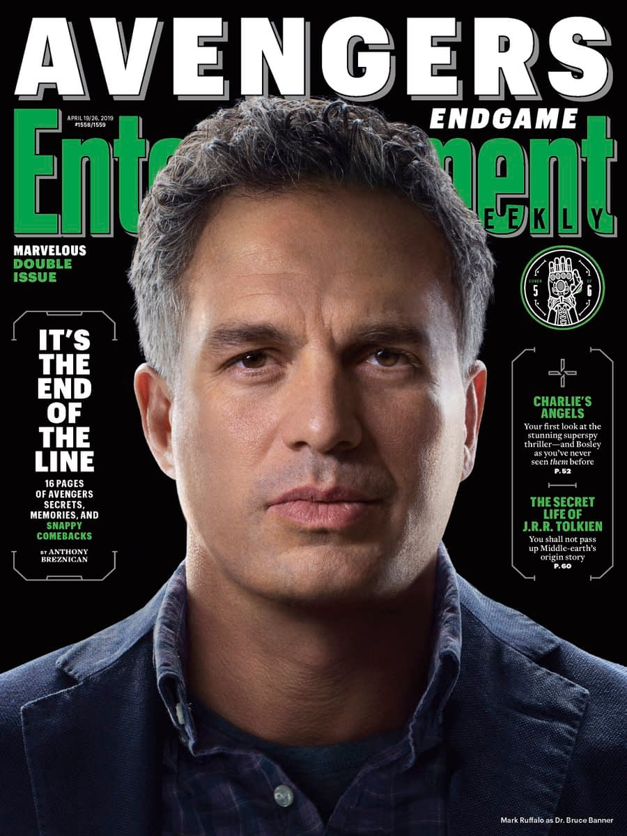 'Avengers: Endgame': Six New EW Covers Feature The Original Six