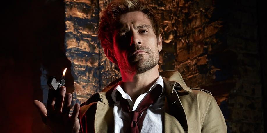 Matt Ryan Returns To Constantine For CW Seed Animated Series