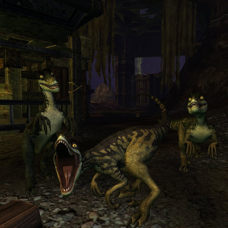 Dungeons & Dragons Online Receives Masterminds of Sharn