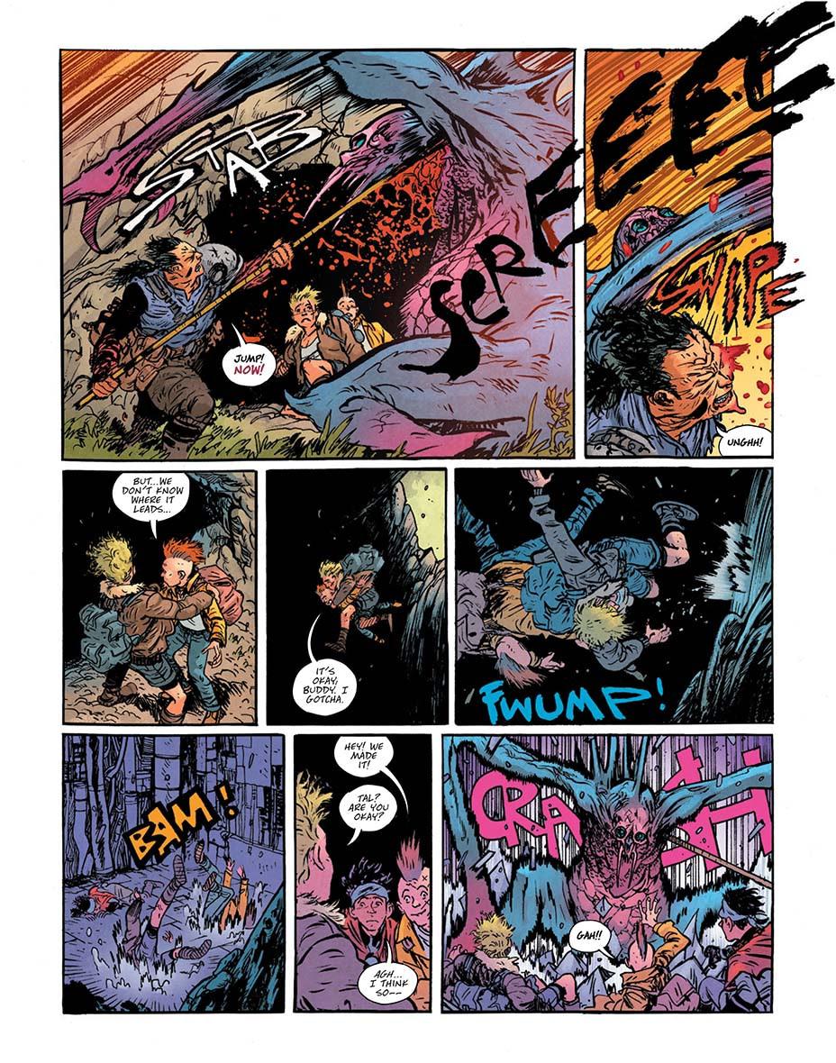 Wonder Woman Dead Earth Preview