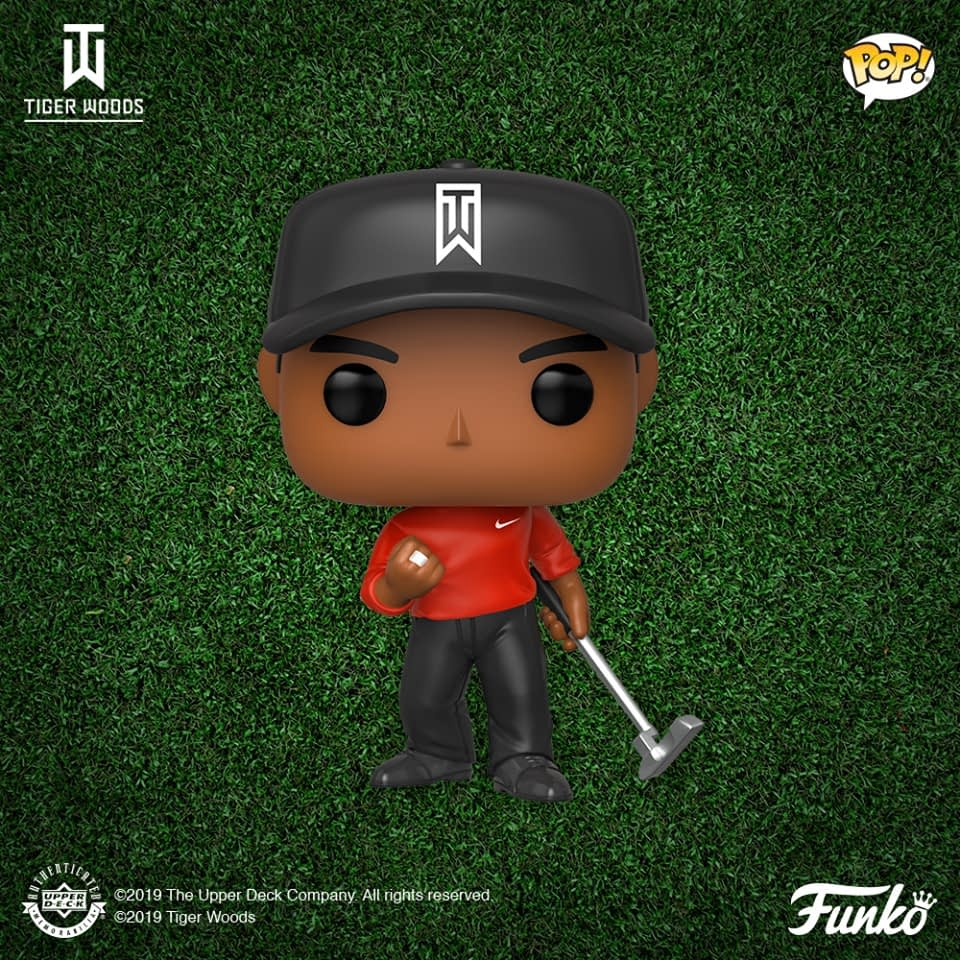 Funko Pop Round Up - Batman, Spyro, and Tiger Woods?