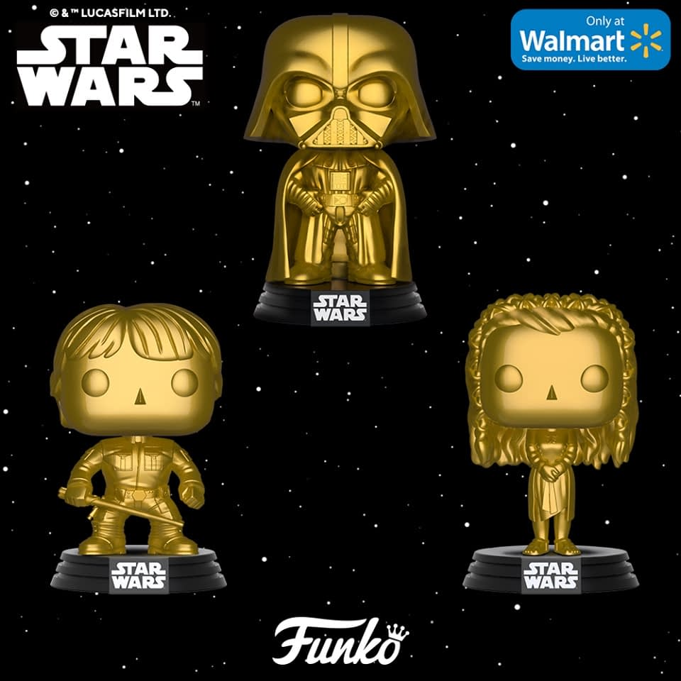 Star Wars Funko Pops Coming to a Galaxy Near You
