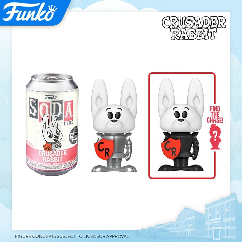 Funko London Toy Fair 2020 Reveals Funko Vinyl Soda
