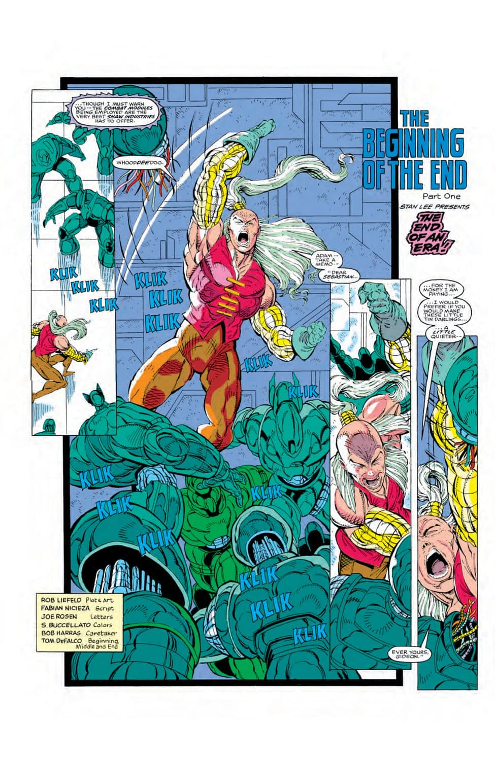 Ski or Die, Mega Man 3 Ads From New Mutants #98 Facsimile (Preview)
