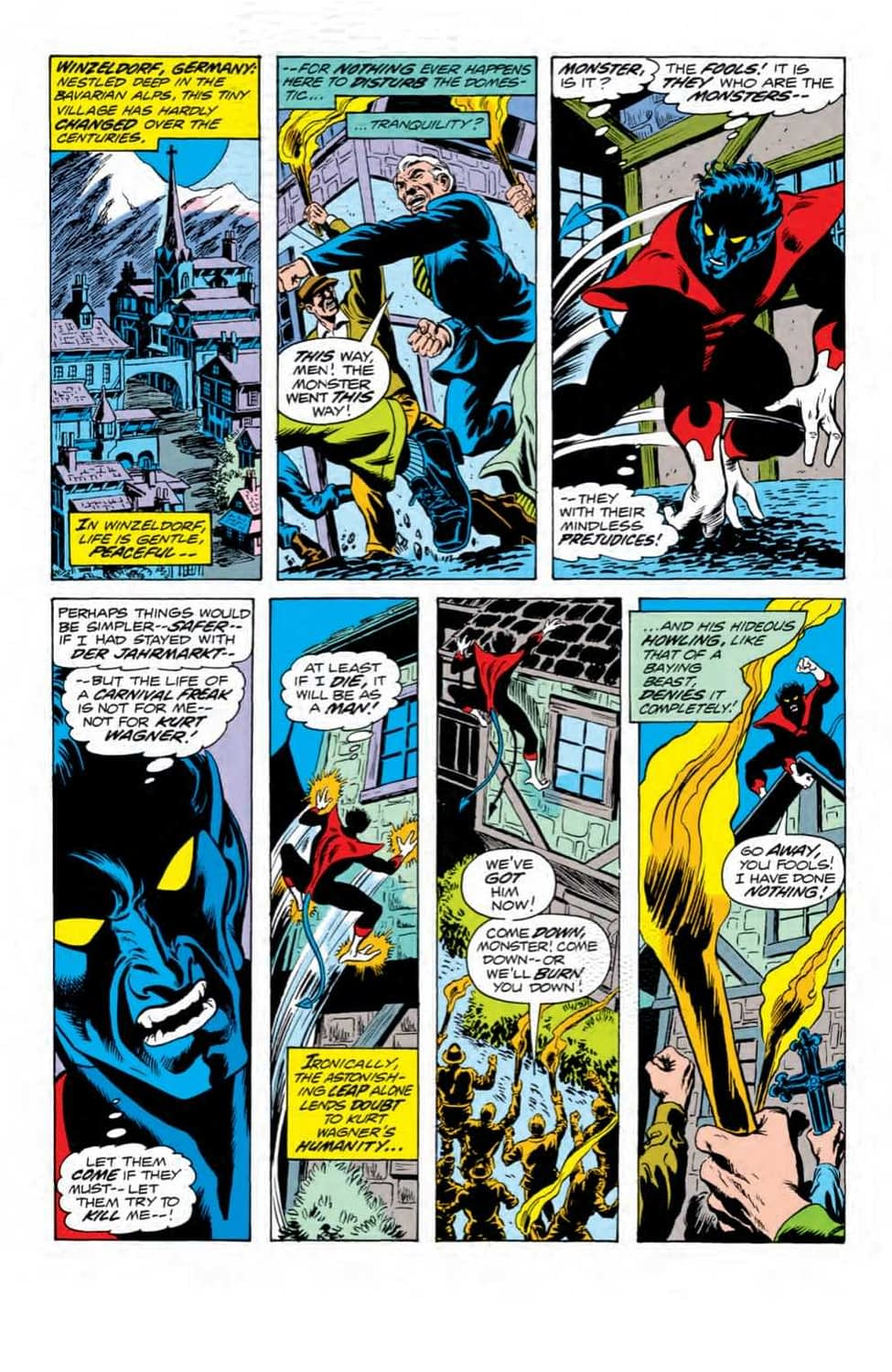 More Classic Comic Book Ads from Giant-Size X-Men #1 Facsimile Edition