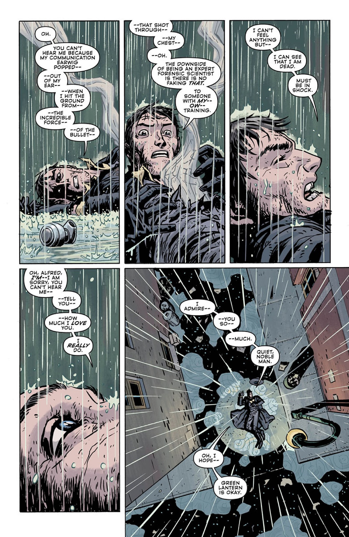 Vandal Savage Complains About Millennials in Batman Universe #5 [Preview]