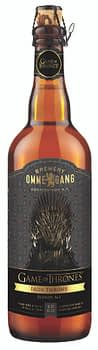 GOT Iron Throne Blonde Ale image released Dec 18 2012