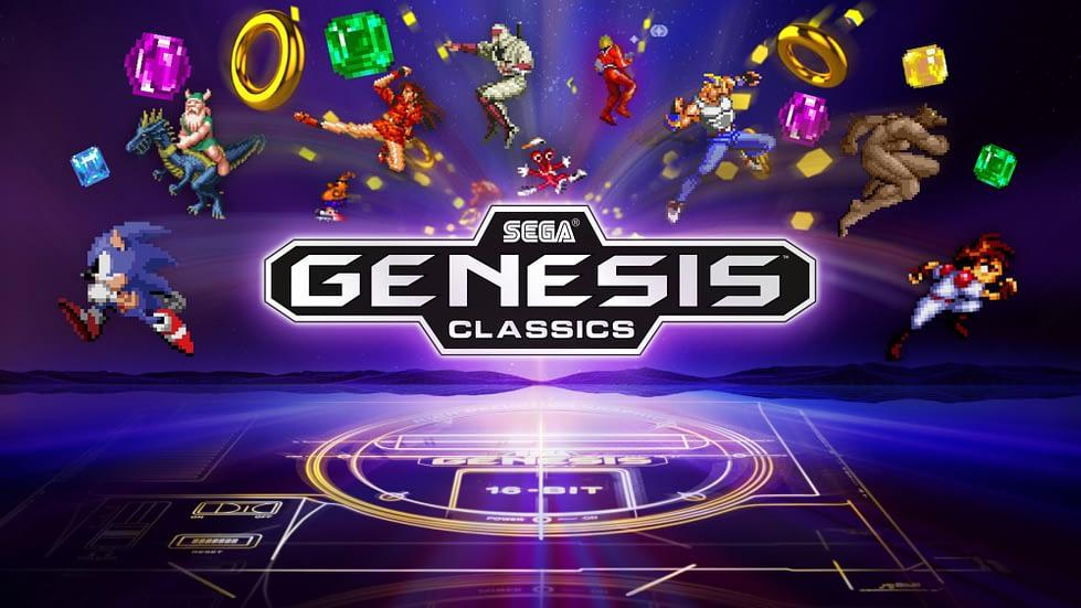 SEGA Genesis Classics is Getting a Nintendo Switch Release