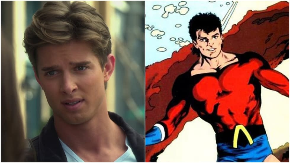 Report Titans Season 2 Adds Drew Van Acker As Aqualad