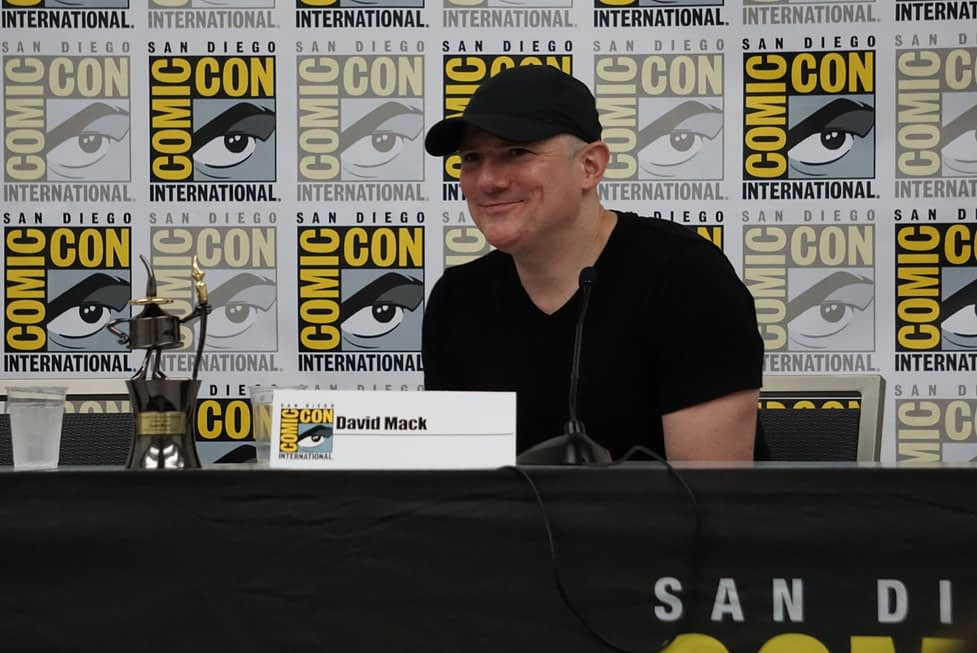 Autism At Center Of New Prime Time Tv >> Focus On David Mack At Sdcc Inkpot Jessica Jones Autism And Me