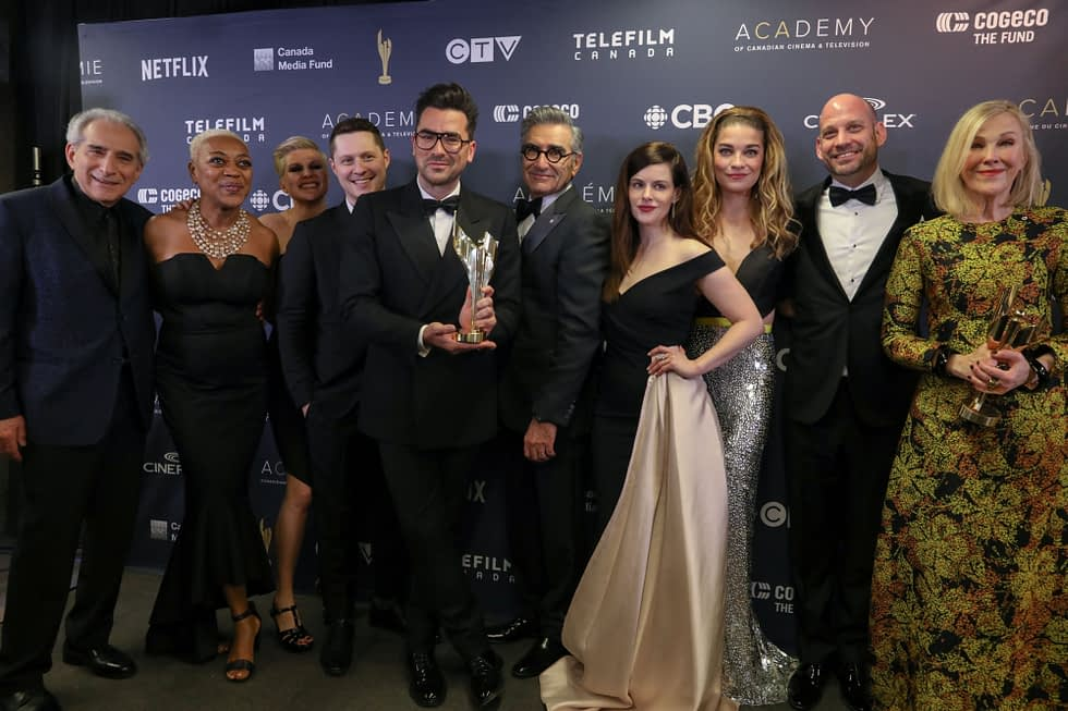 Schitt's Creek': What the Cast Took Along when the Show Wrapped