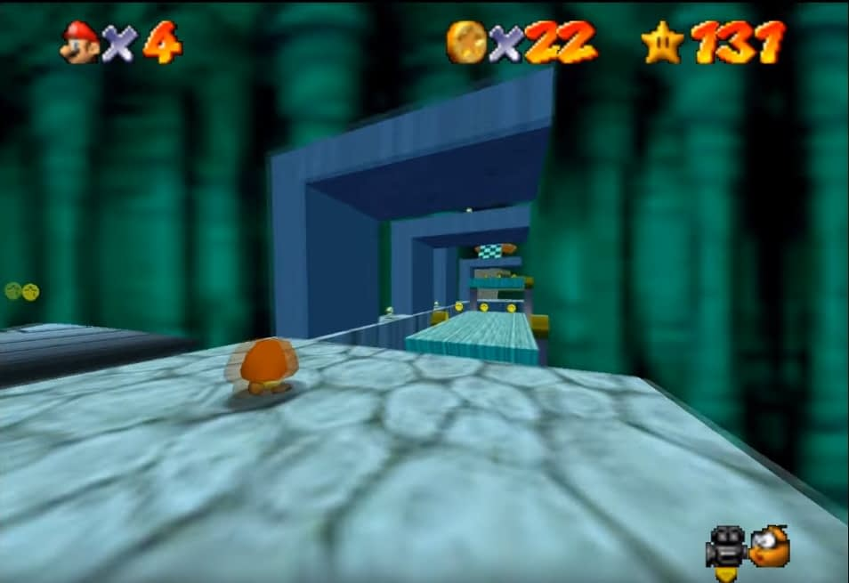 mario 64 first person - Bleeding Cool News And Rumors