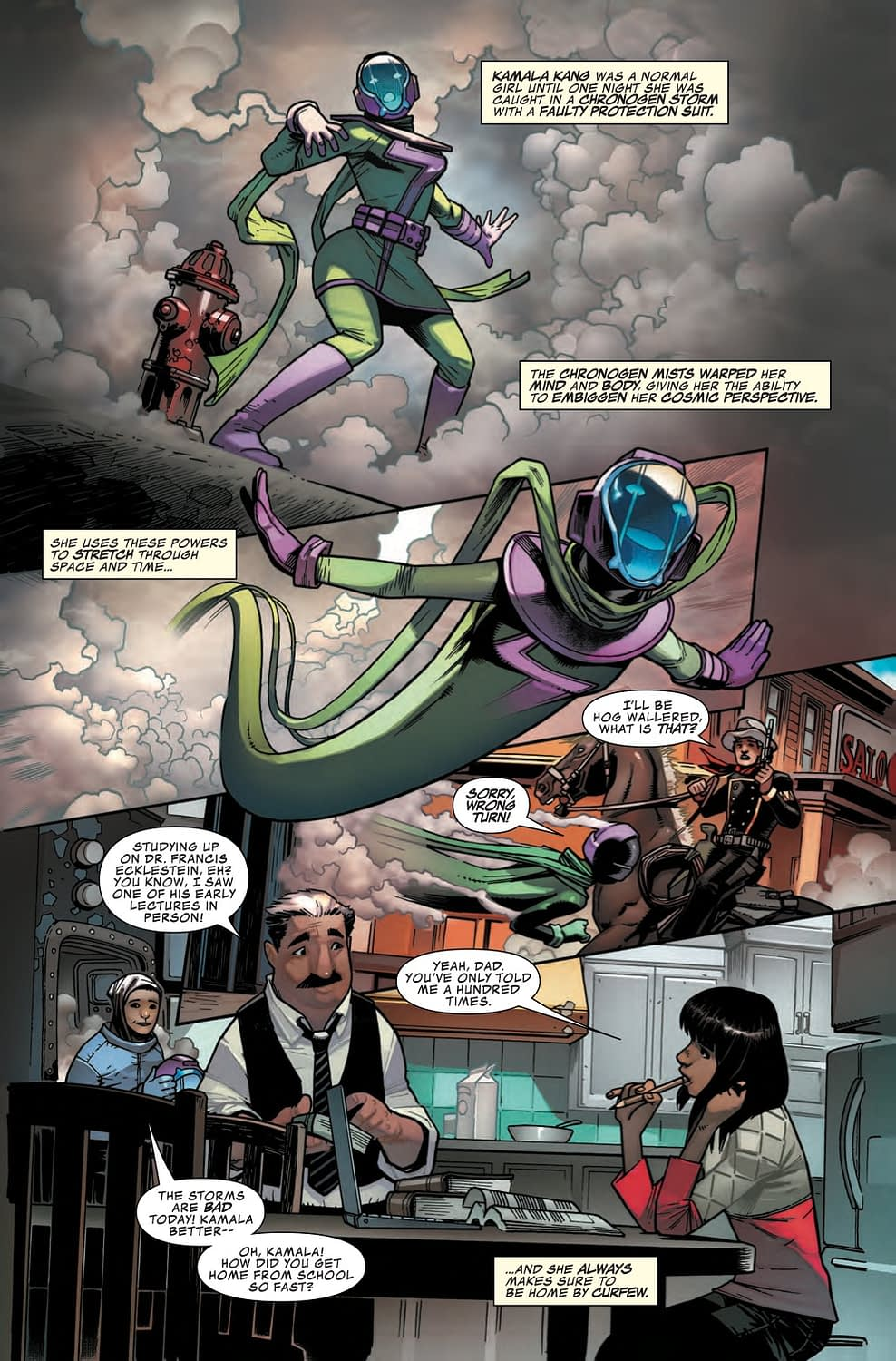 Kamala Kang Makes a Classic Time Travel Mistake in Next