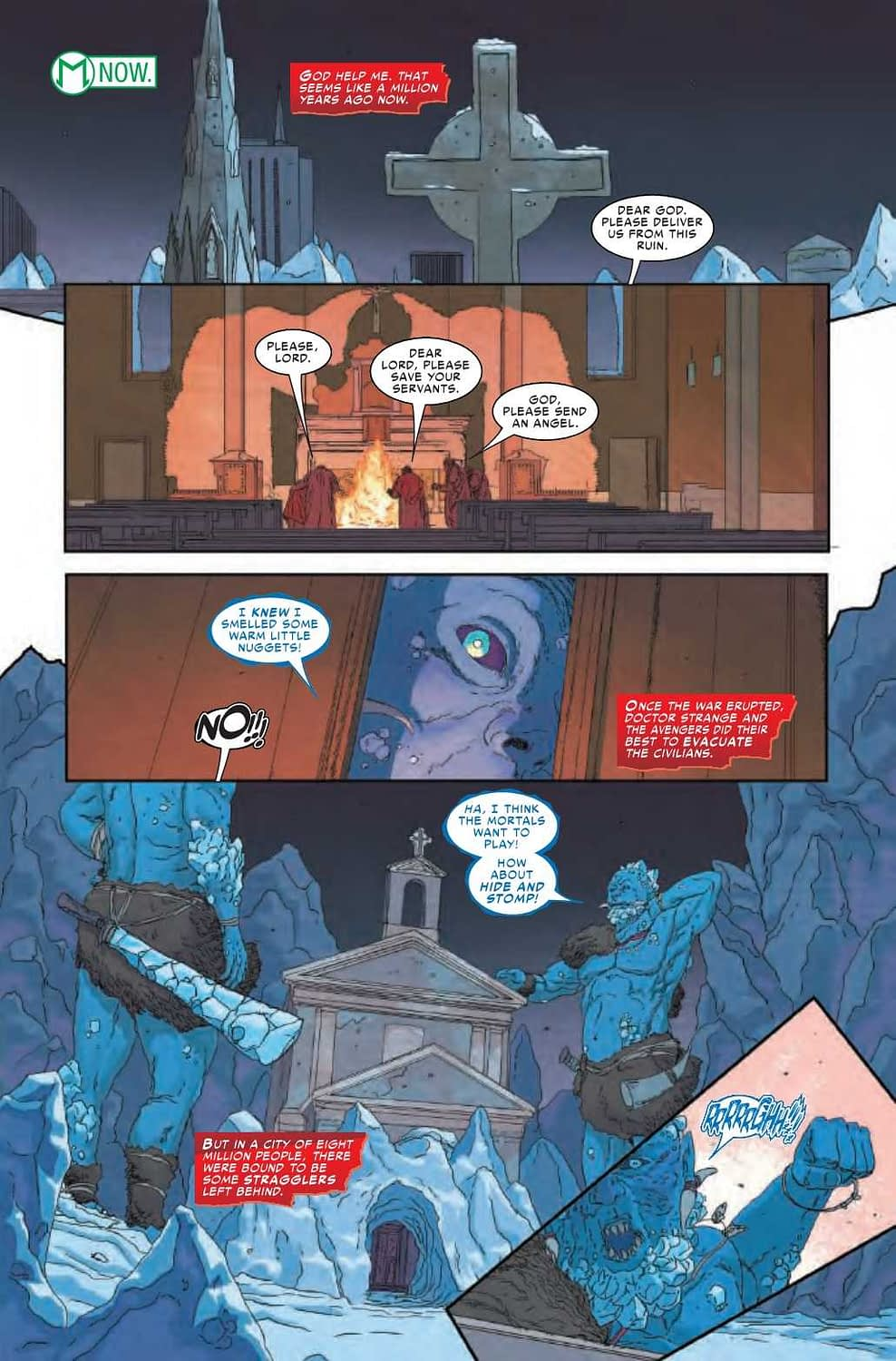 Marvel Makes a Major Change to Howard the Duck in War of the Realms: War Scrolls #1 (Preview)