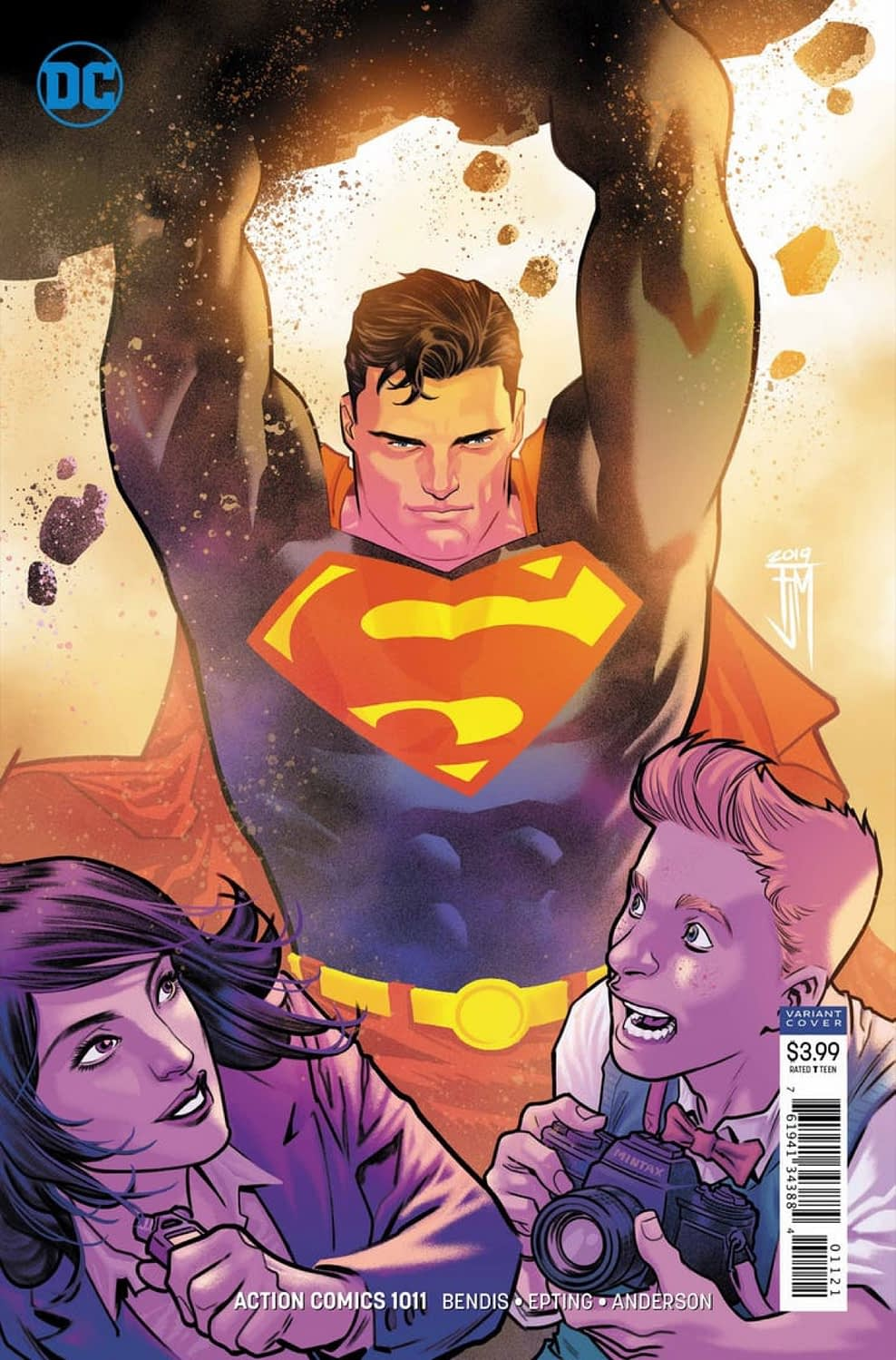 Manhunter Debuts, Beats Up Cops in Action Comics #1011 (Preview)