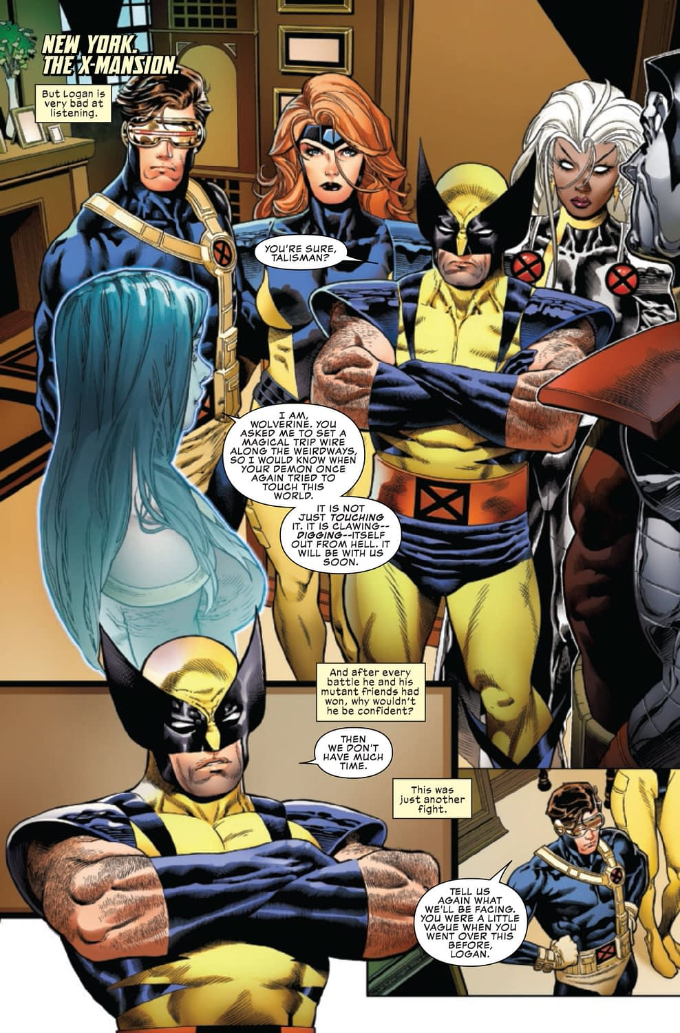 Marvel's Character Killing Is Out of Control in Marvel Comics Presents #5 (Preview)