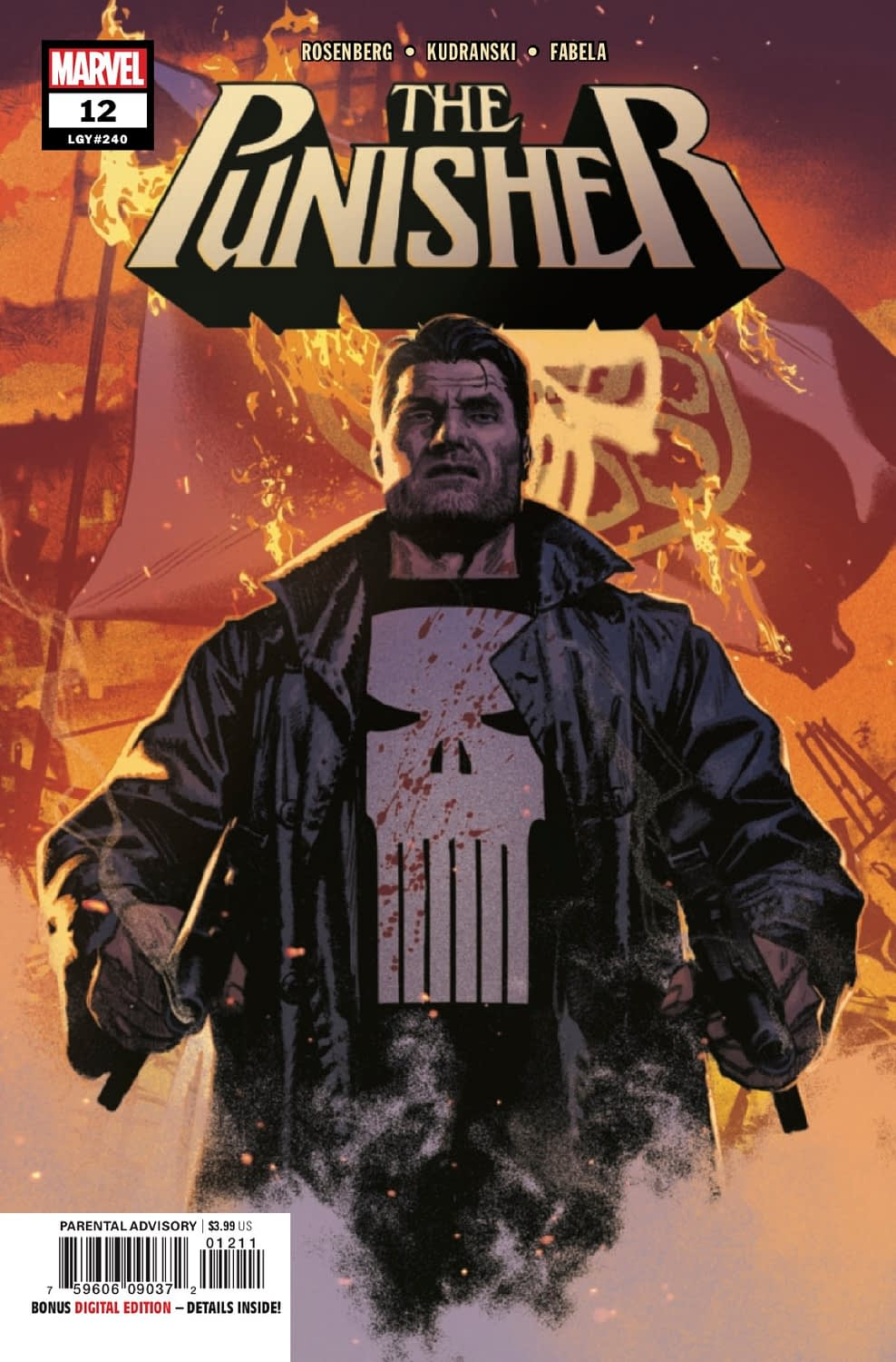 Meet the Men Who Killed the Punisher? Punisher #12 Preview