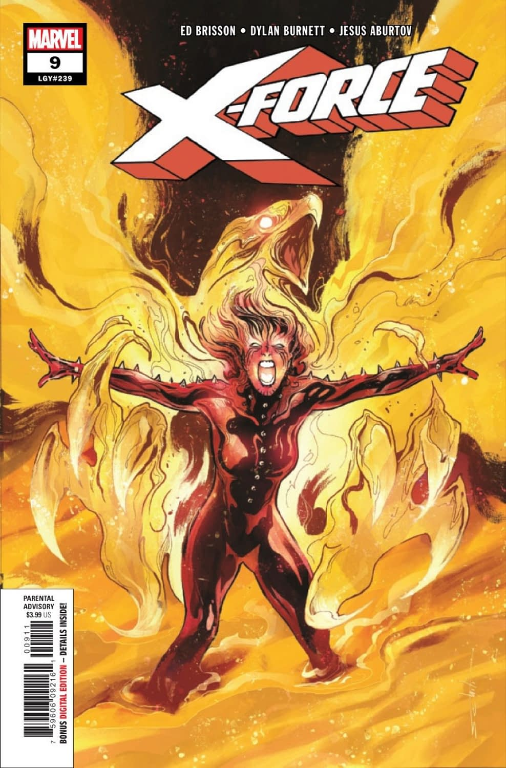 X-Force #9 Preview